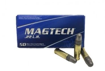 Boite de 50 cartouches MAGTECH Subsonic HP Cal 22 lr