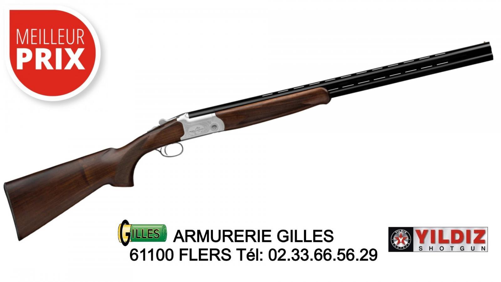 Fusil superposés YILDIZ Cal. 20/76