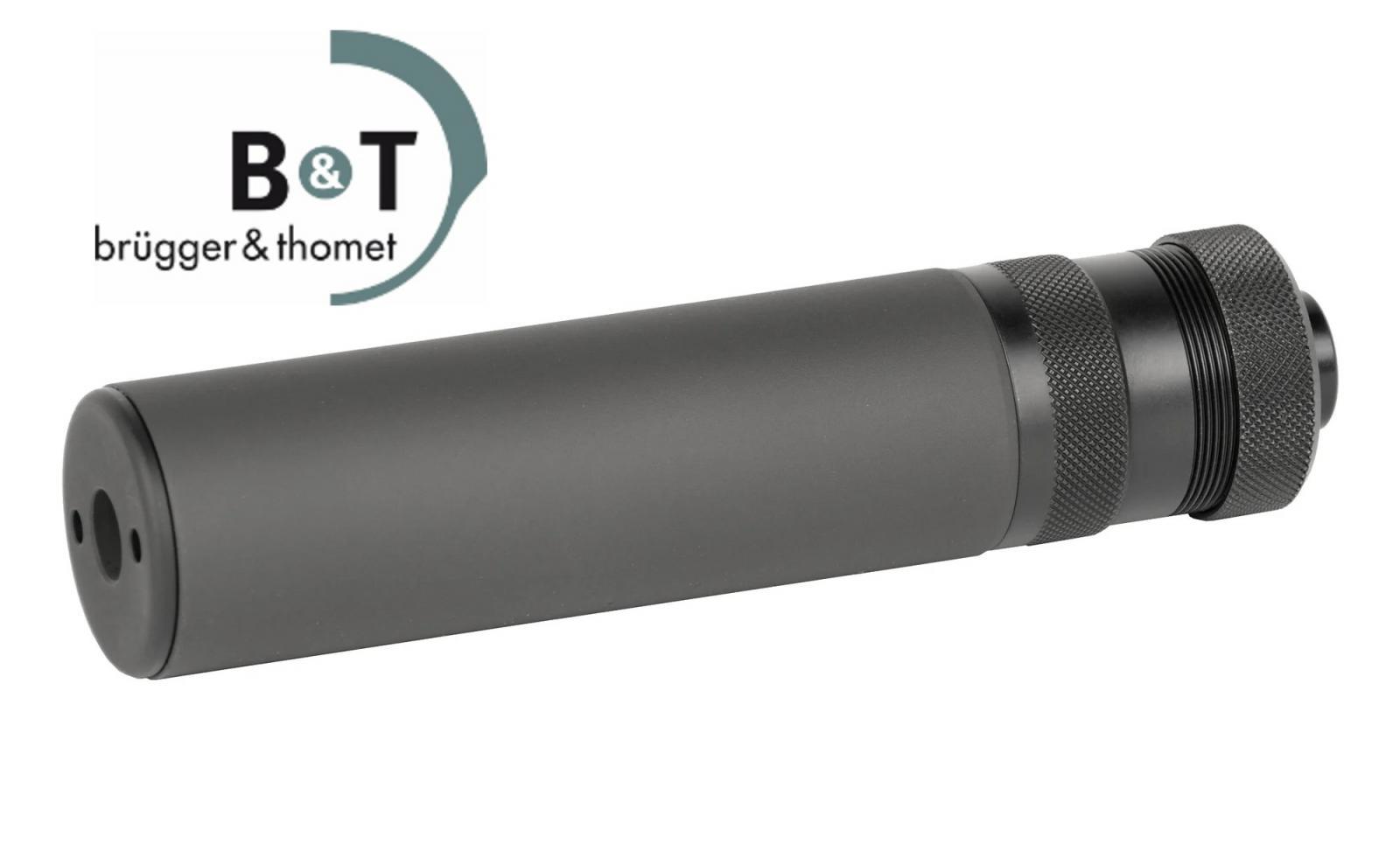 Silencieux BRUGGER & THOMET IMPULS-IIA COMPACT  pour Glock Cal 9mm