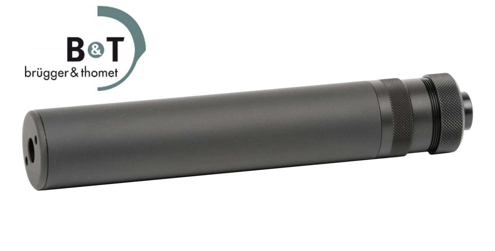 Silencieux BRUGGER & THOMET IMPULS-IIA pour CZ 75 SP-01 Cal 9mm