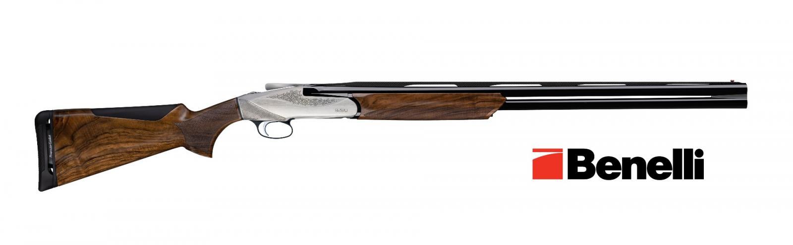 Fusil BENELLI 828U SILVER Cal 20/76