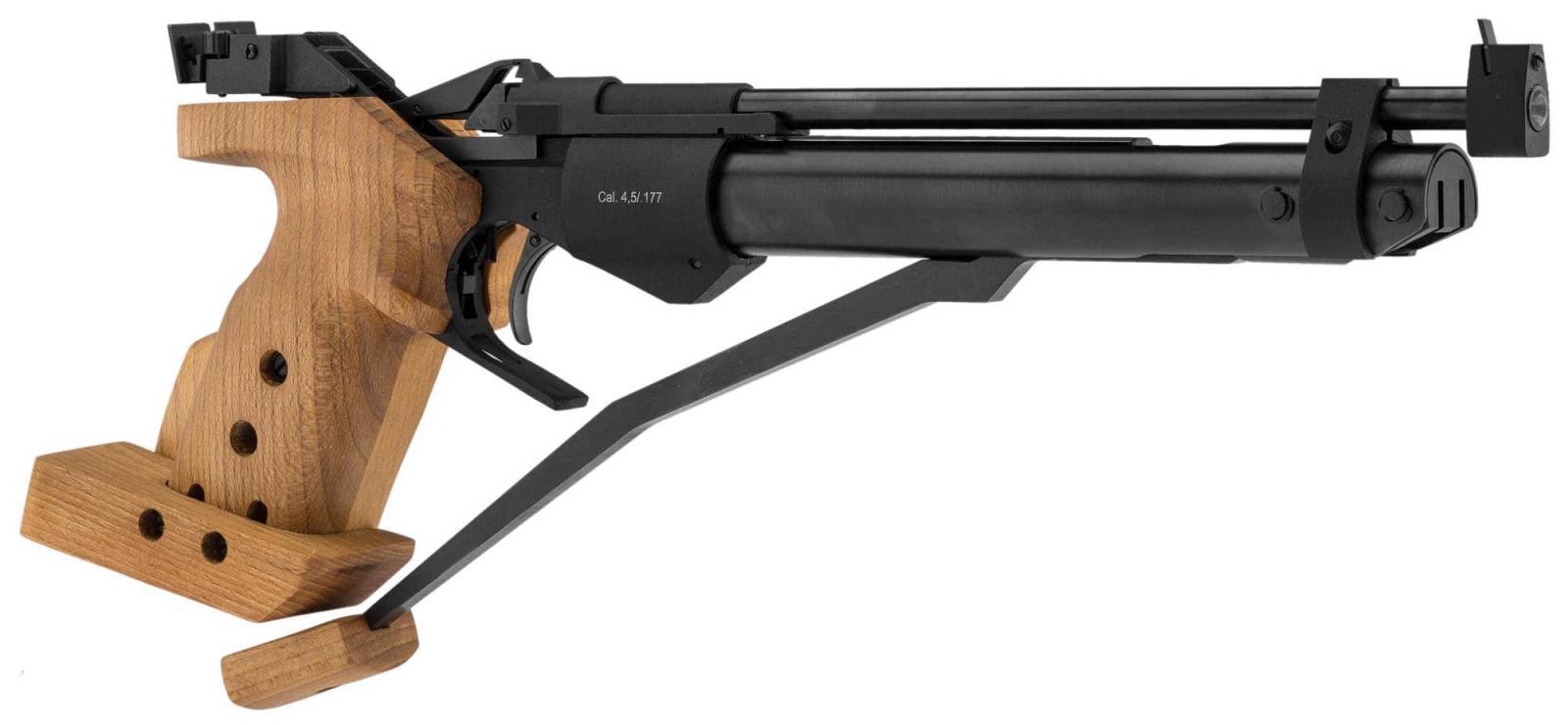 Pistolet BAIKAL MATCH MP-46M Cal 4.5