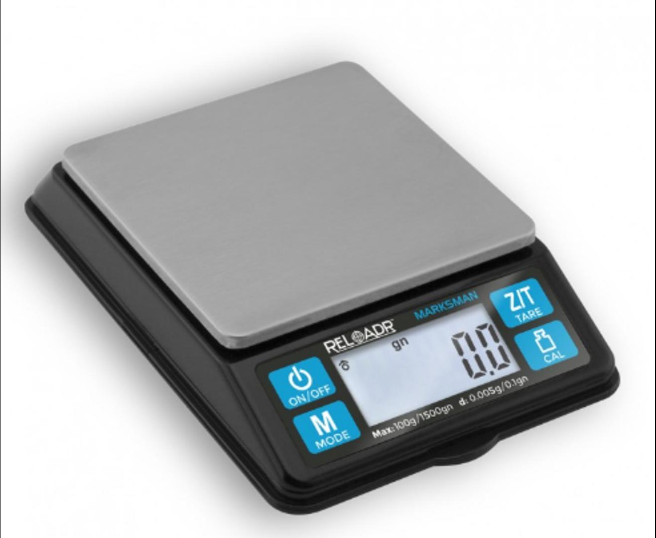 Balance électronique MARKSMAN RMM-100