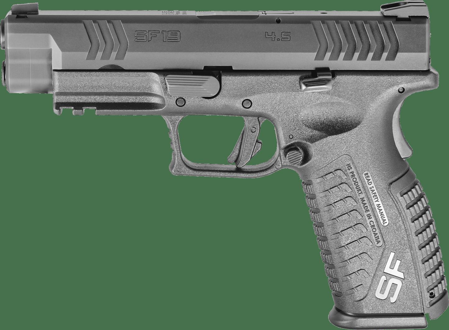 PSA HS PRODUKT SF19 4.5 Cal 9mm