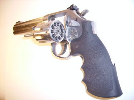 Revolver SMITH & WESSON 617 TARGET BULL BARREL 10 coups cal 22 lr SW617610