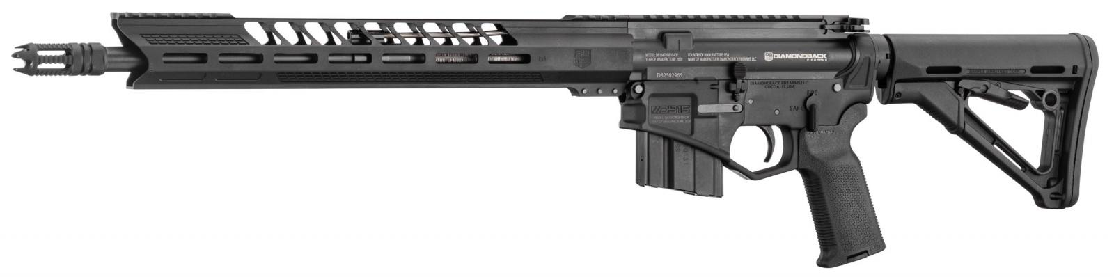 Carabine DIAMONDBACK DB15 EMLD 7,62x39 mm