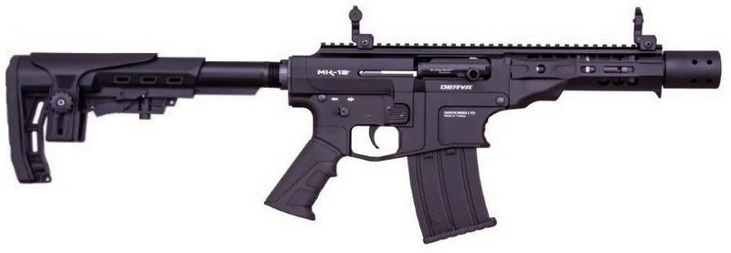 Fusil DERYA ARMS MK12 Cal. 12/76 AS220