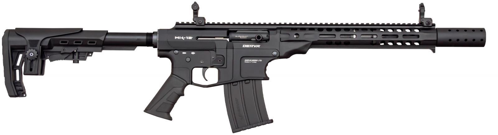 Fusil DERYA ARMS MK12 Cal. 12/76 AS430