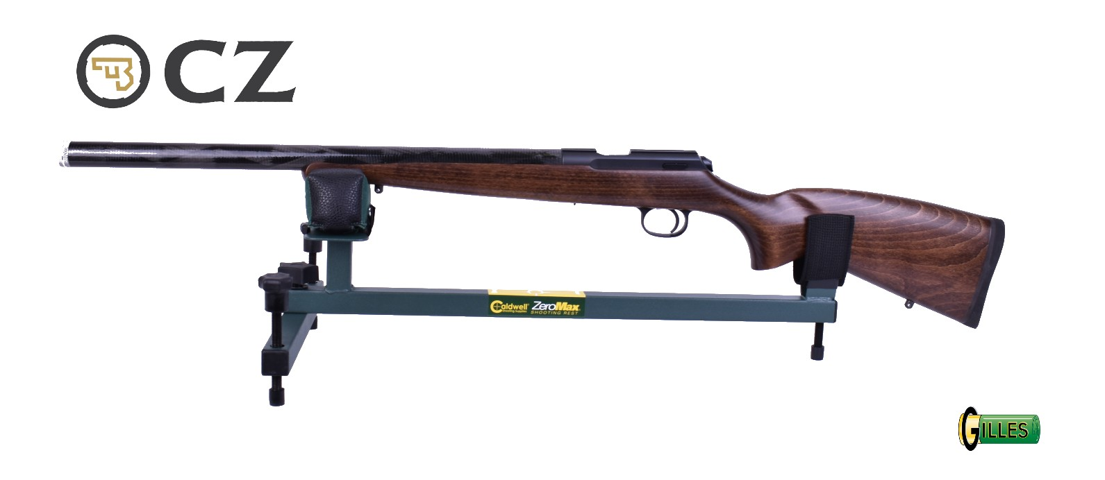 Carabine CZ 457 CUSTOM SILENCE ADAMANTIUM Cal. 22lr