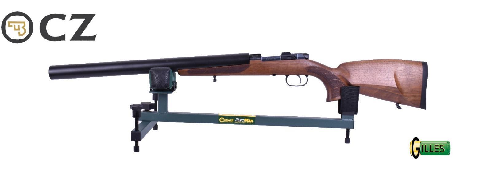 Carabine CZ 527 Custom Silence Cal. 222 REM