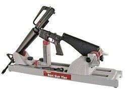Support pour nettoyage et entretien d'une arme longue TIPTON BEST GUN VISE PH181181