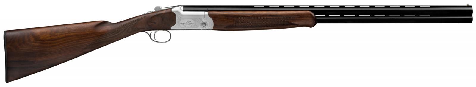 Fusil superposé YILDIZ MC120A crosse anglaise Cal. 20/76